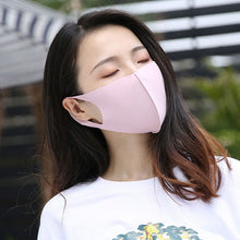 Load image into Gallery viewer, 1 Pc Cotton Mouth Mask Anti Haze Dust Washable Reusable Women Men Child Dustproof Mouth-Muffle Winter Warm Mask face Mouth Masks