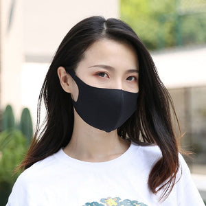 1 Pc Cotton Mouth Mask Anti Haze Dust Washable Reusable Women Men Child Dustproof Mouth-Muffle Winter Warm Mask face Mouth Masks