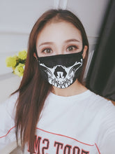 Load image into Gallery viewer, Face Mask Cotton Mouth Mask Skull Anti Haze Dust Masks Filter Windproof Mouth-muffle Winter Health Care Thick Masks