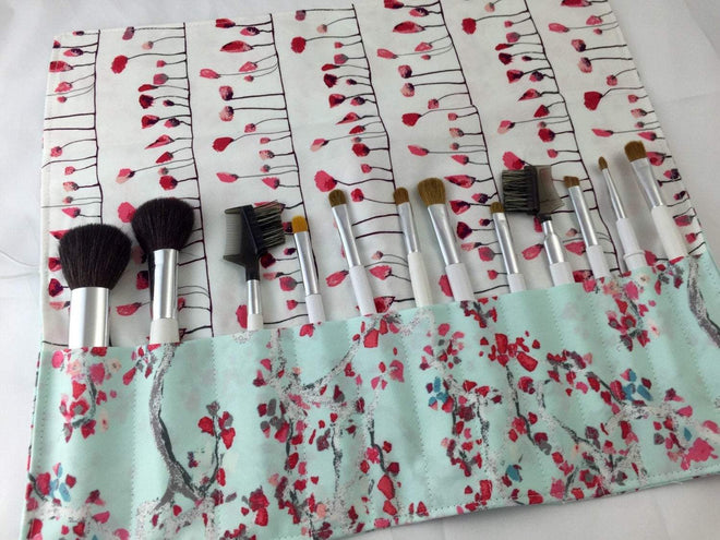Makeup Brush Rolls