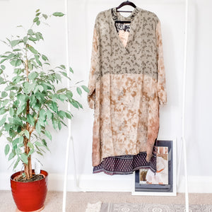 Cofur shirt dress