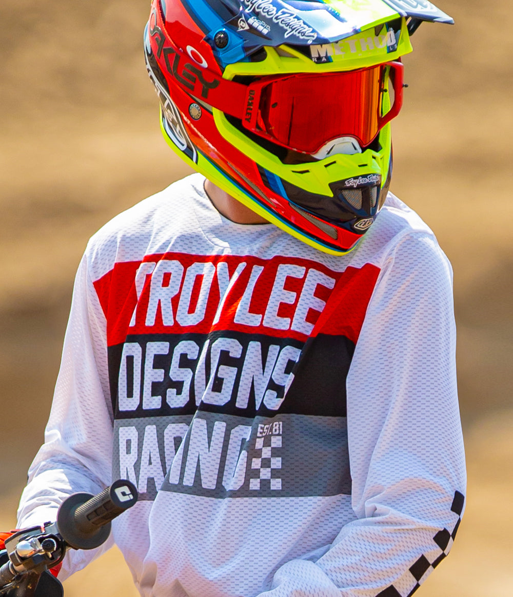 Moto Ventilated Jerseys Image