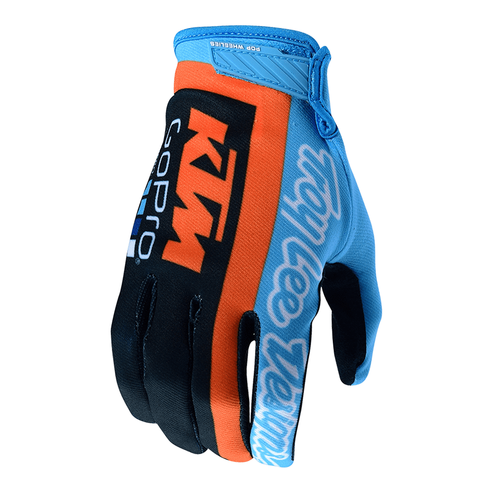 AIR GLOVE 2017 TLD KTM Team NAVY / CYAN