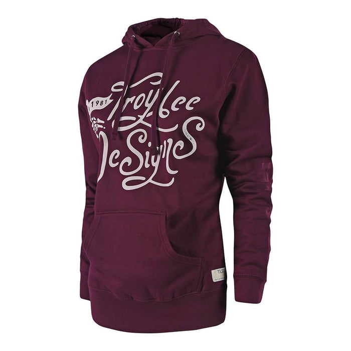 WOMENS PULLOVER VICTORY PURPLE