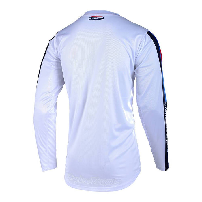 GP AIR JERSEY PREMIX 86 WHITE