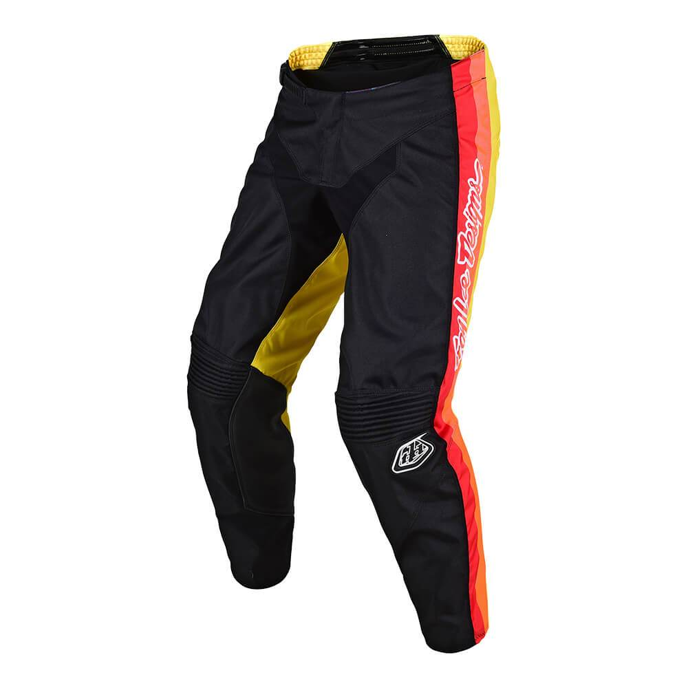 GP PANT PREMIX 86 BLACK / YELLOW