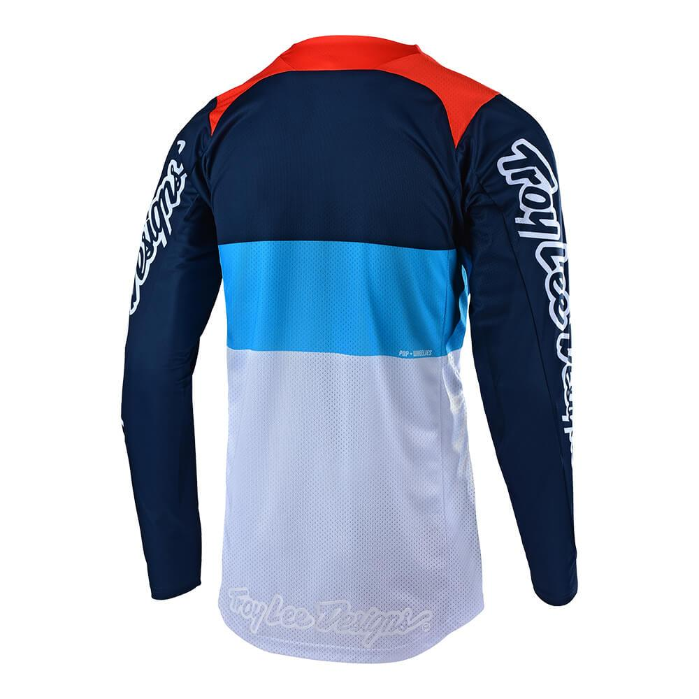 SE AIR JERSEY BETA WHITE / NAVY