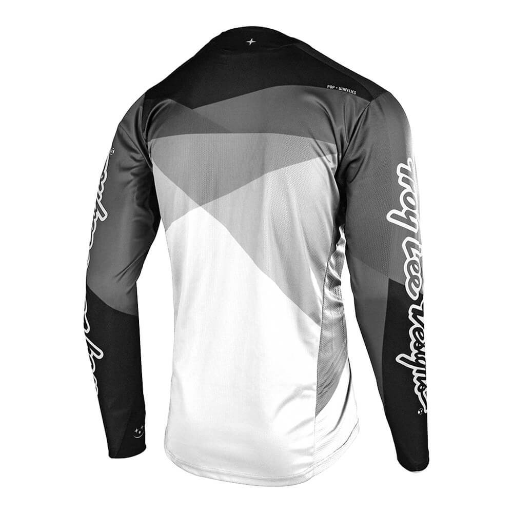 SPRINT JERSEY JET WHITE / GRAY