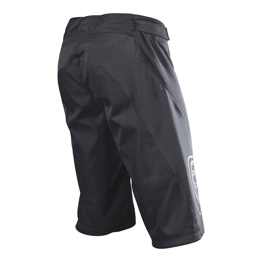 SPRINT SHORT SOLID CHARCOAL