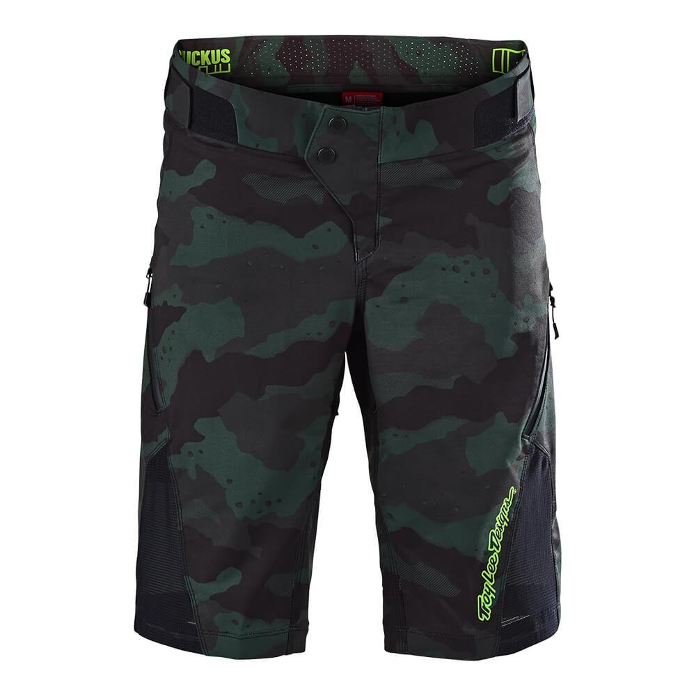 WOMENS RUCKUS SHORT SHELL CAMO STEALTH / BLACK