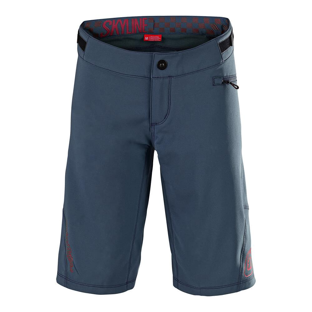 WOMENS SKYLINE SHORT SHELL SOLID CORSAIR / CORAL