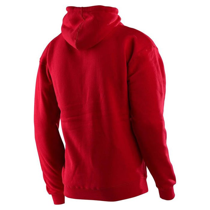 PULLOVER SRAM RACING BLOCK RED