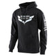 PULLOVER SRAM RACING ICON BLACK
