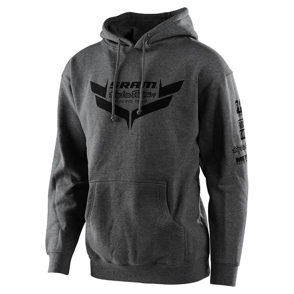 PULLOVER SRAM RACING ICON CHARCOAL