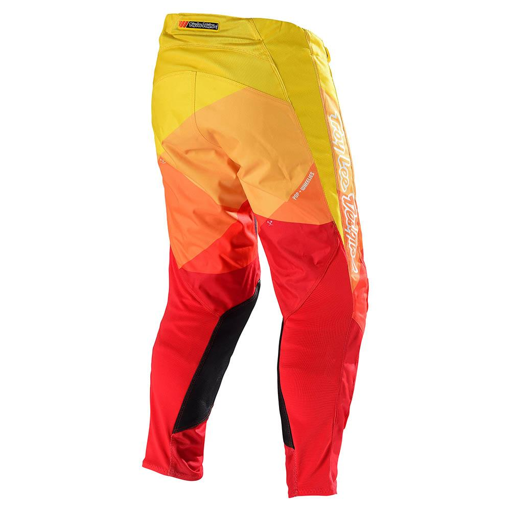 GP AIR PANT JET YELLOW / ORANGE