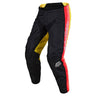 YOUTH GP PANT PREMIX 86 BLACK / YELLOW