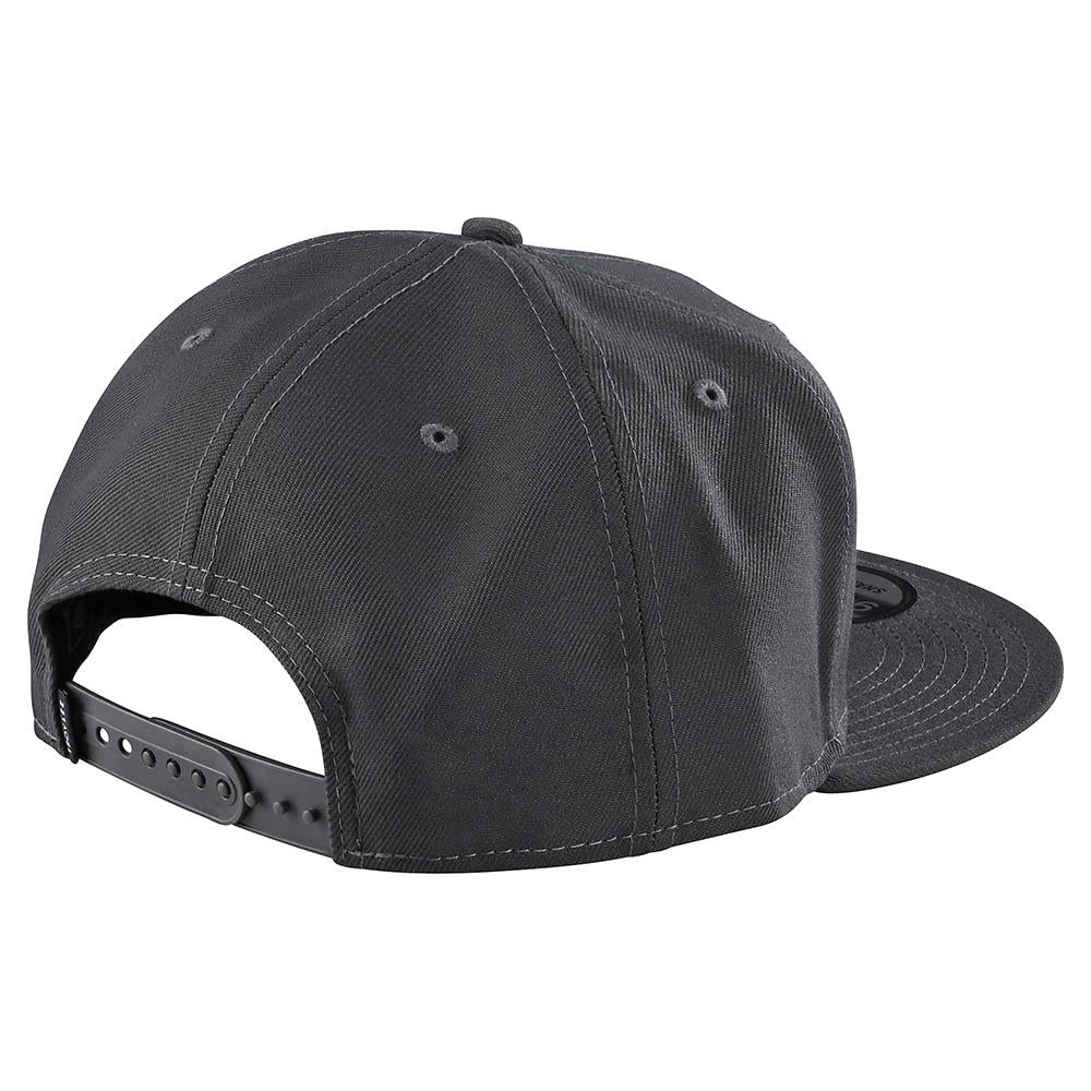 SNAPBACK HAT BLOCKWORKS CAMO GRAPHITE