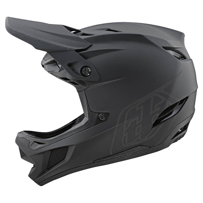 D4 COMPOSITE HELMET W/MIPS STEALTH BLACK / GRAY