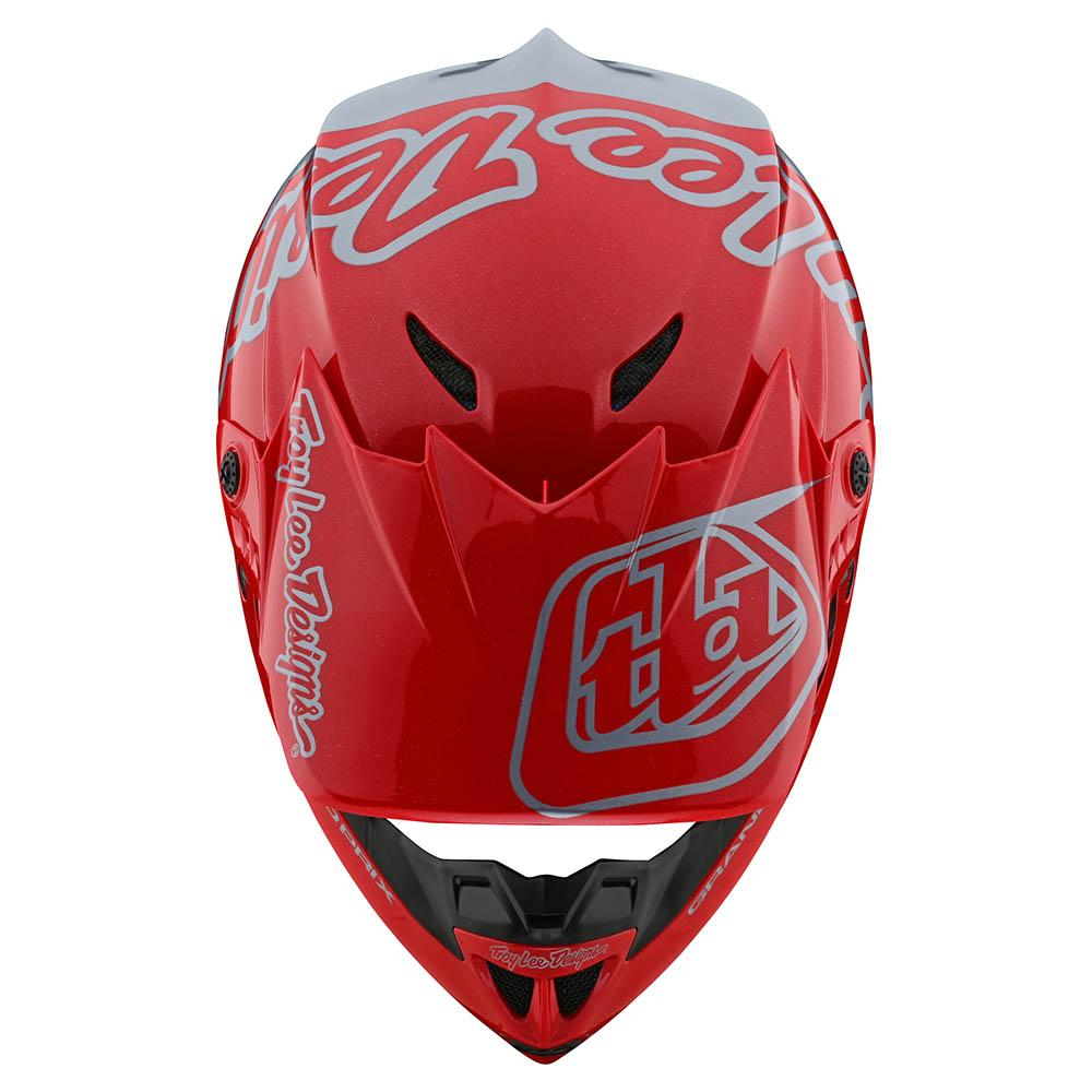 GP HELMET NO MIPS SILHOUETTE RED / SILVER