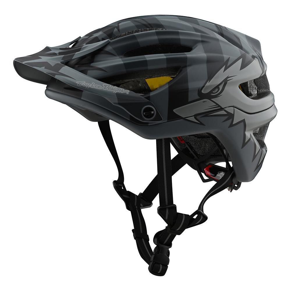 A2 HELMETS W/MIPS SCREAMING EAGLE GRAY