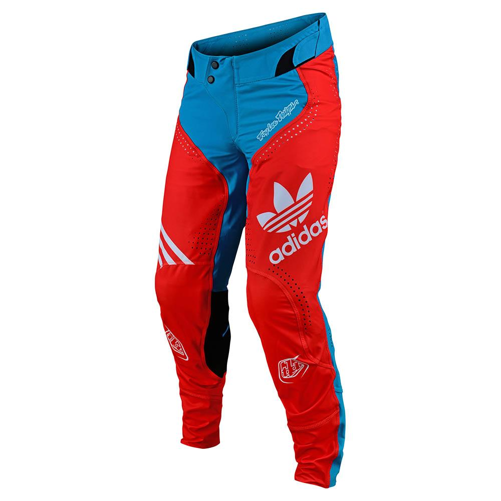 SE ULTRA LIMITED TEAM EDITION PANT OCEAN / FLO ORANGE