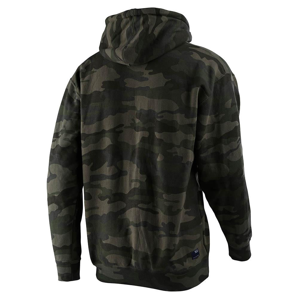 PULLOVER HOODIE SIGNATURE FOREST CAMO