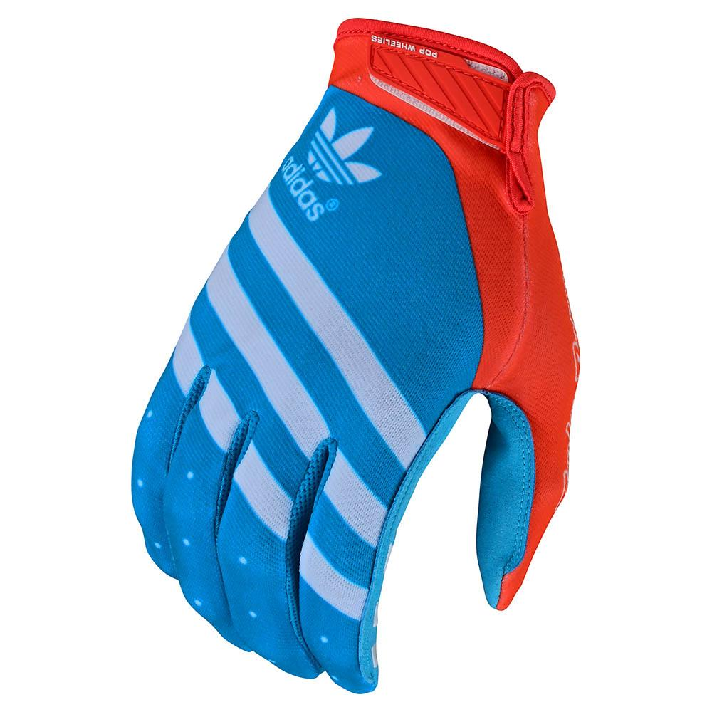 ULTRA LIMITED TEAM EDITION AIR GLOVE OCEAN / FLO ORANGE