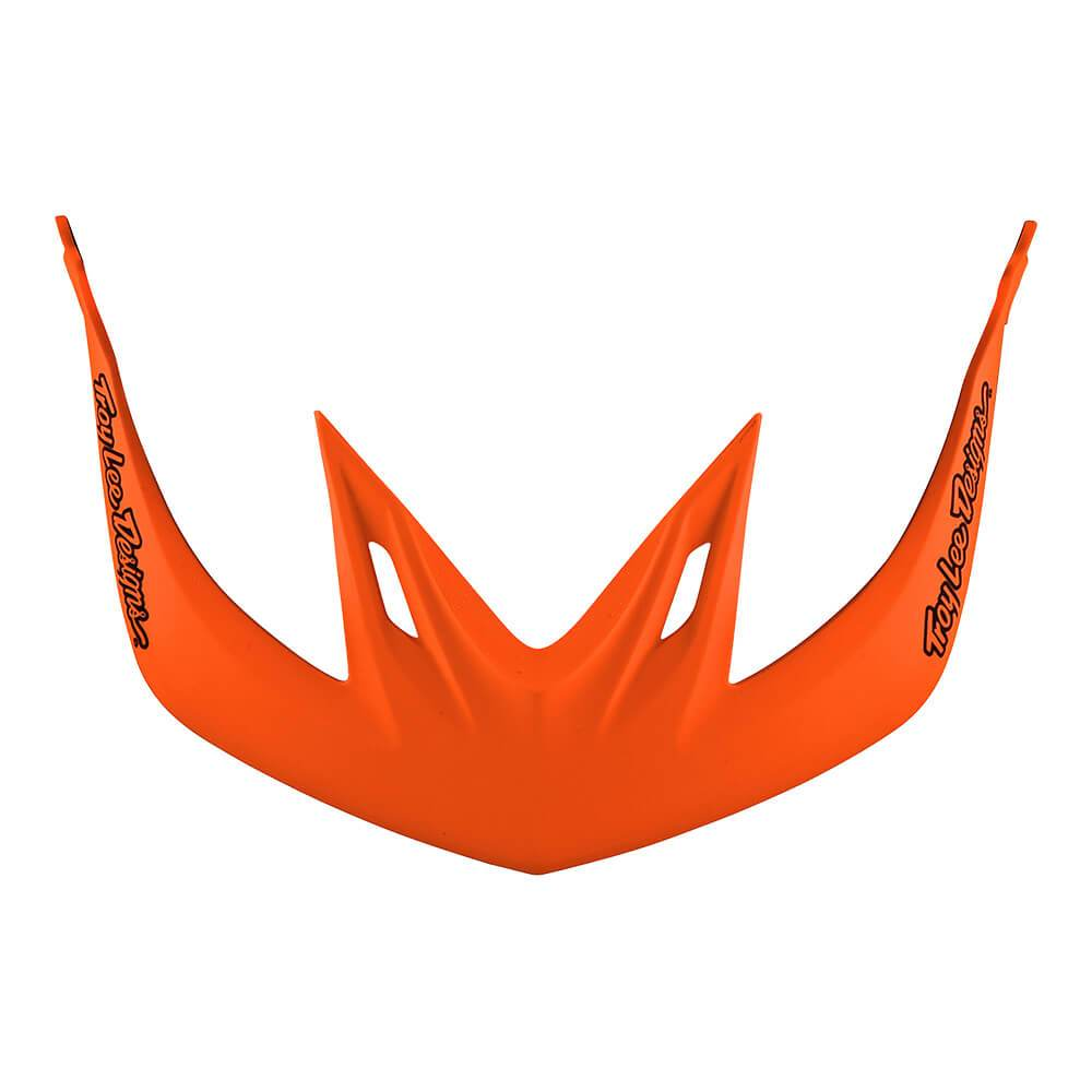 A2 VISOR STARBURST ORANGE