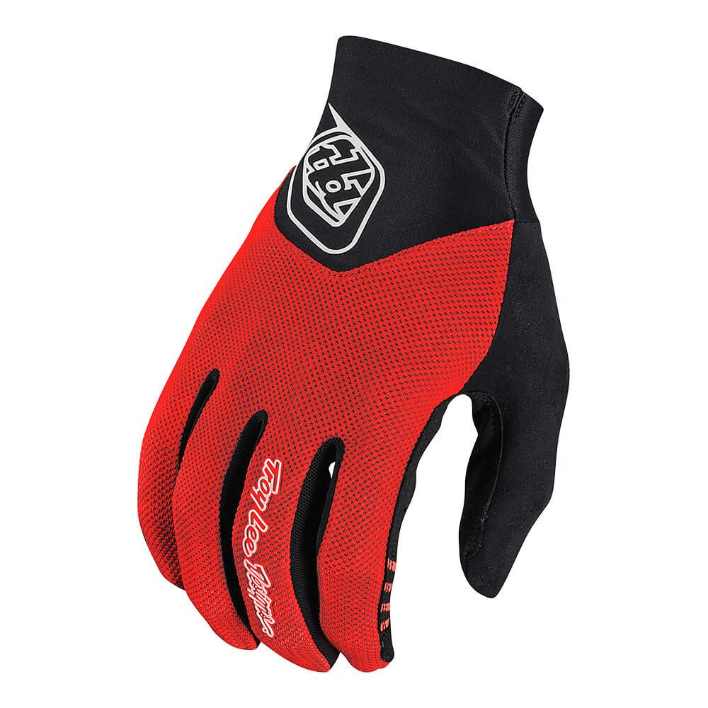 ACE 2.0 GLOVE SOLID RED