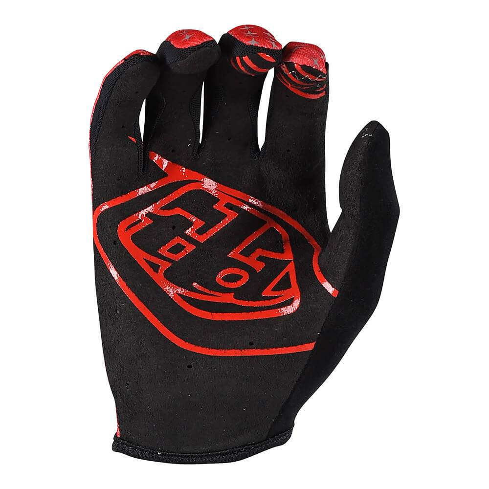 SPRINT GLOVE SOLID RED