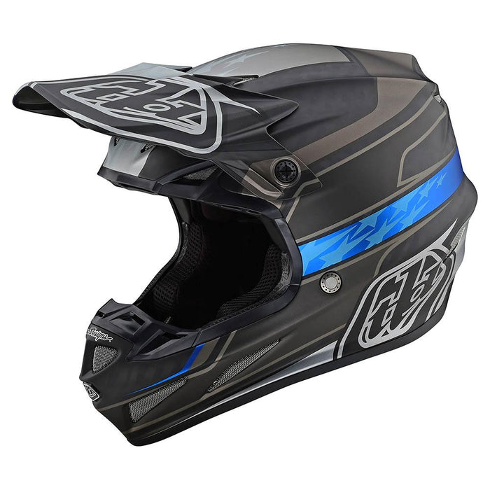 SE4 CARBON HELMET W/MIPS SPEED BLACK / GRAY