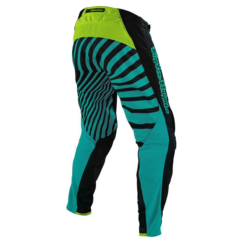 GP AIR PANT DRIFT BLACK / TURQUOISE