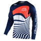 GP JERSEY DRIFT NAVY / ORANGE