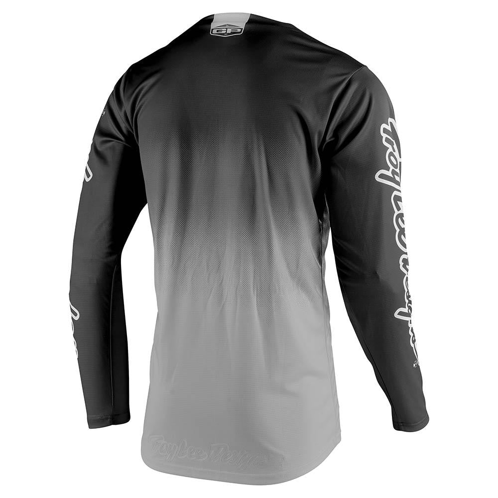 GP JERSEY STAIN'D BLACK / GRAY