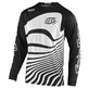 YOUTH GP AIR JERSEY DRIFT BLACK / WHITE