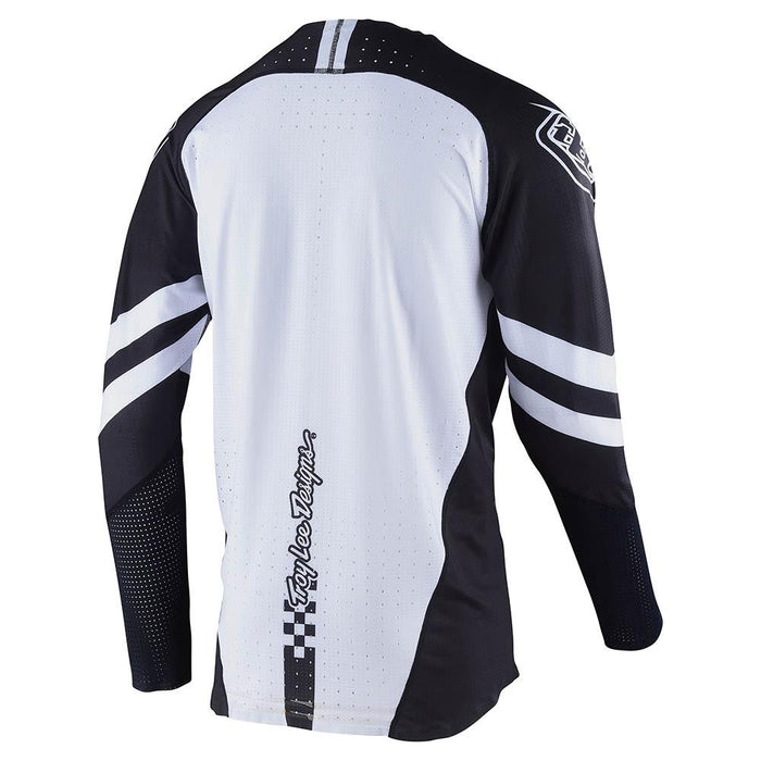 SE ULTRA JERSEY FACTORY BLACK / WHITE