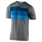 SKYLINE AIR SS JERSEY CONTINENTAL GRAY / BLUE