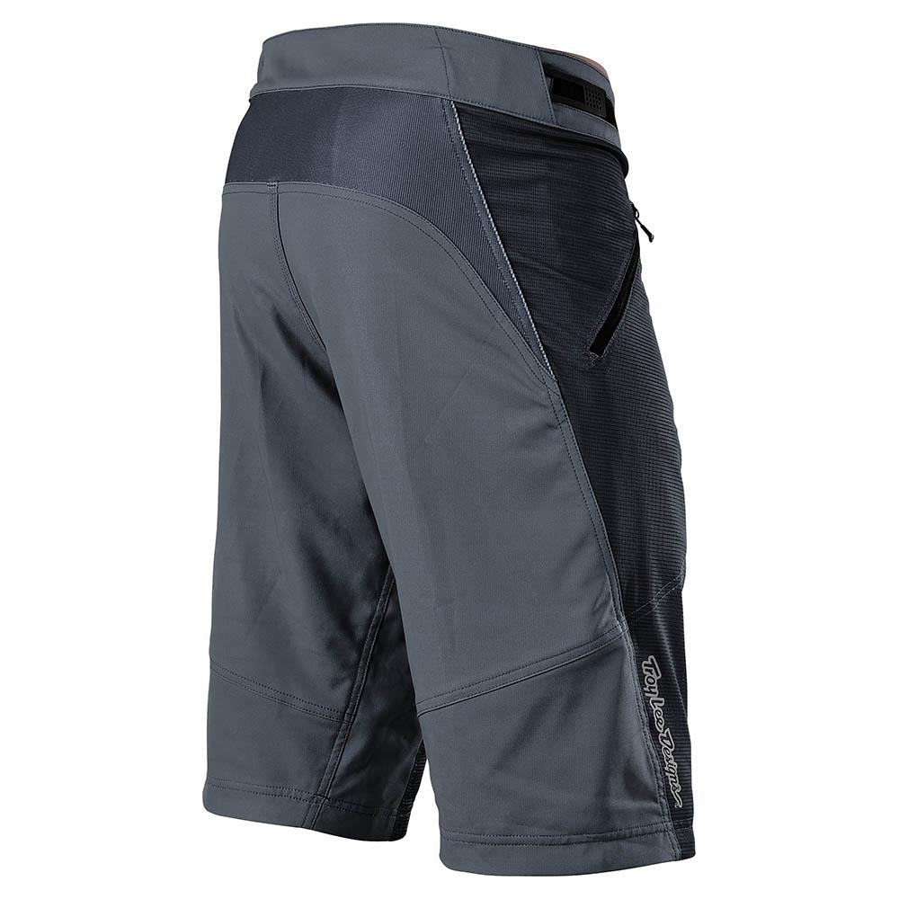 SKYLINE AIR SHORT W/LINER SOLID GRAY
