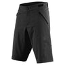 YOUTH SKYLINE SHORT NO LINER SOLID BLACK