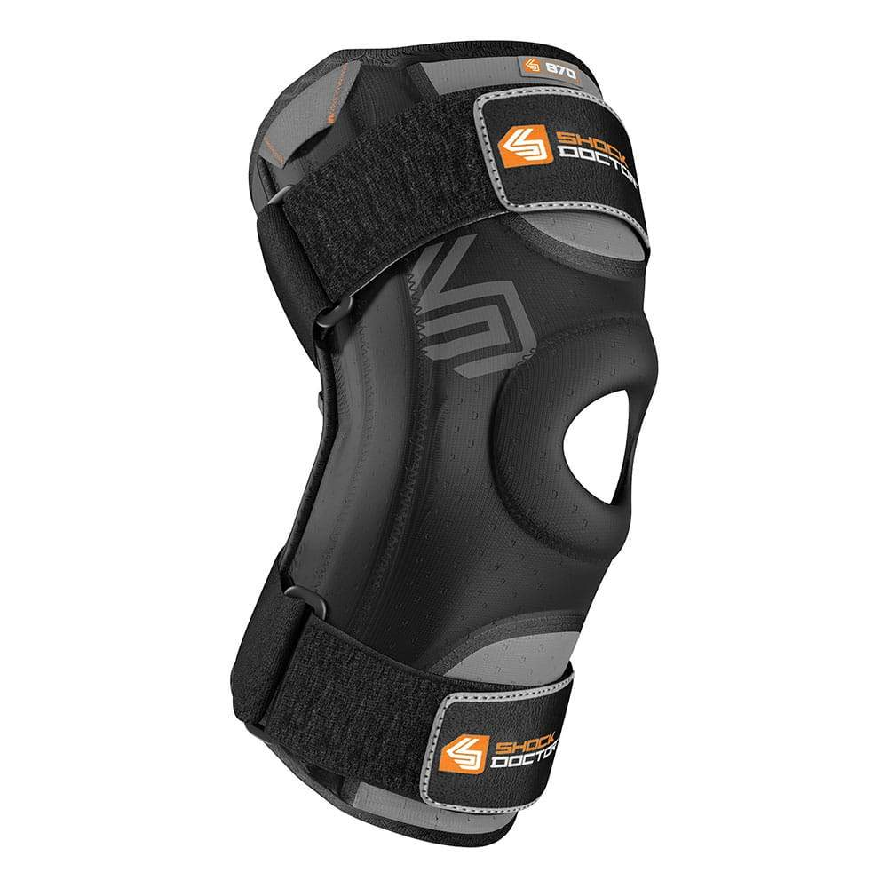 870 KNEE STABILIZER SOLID BLACK