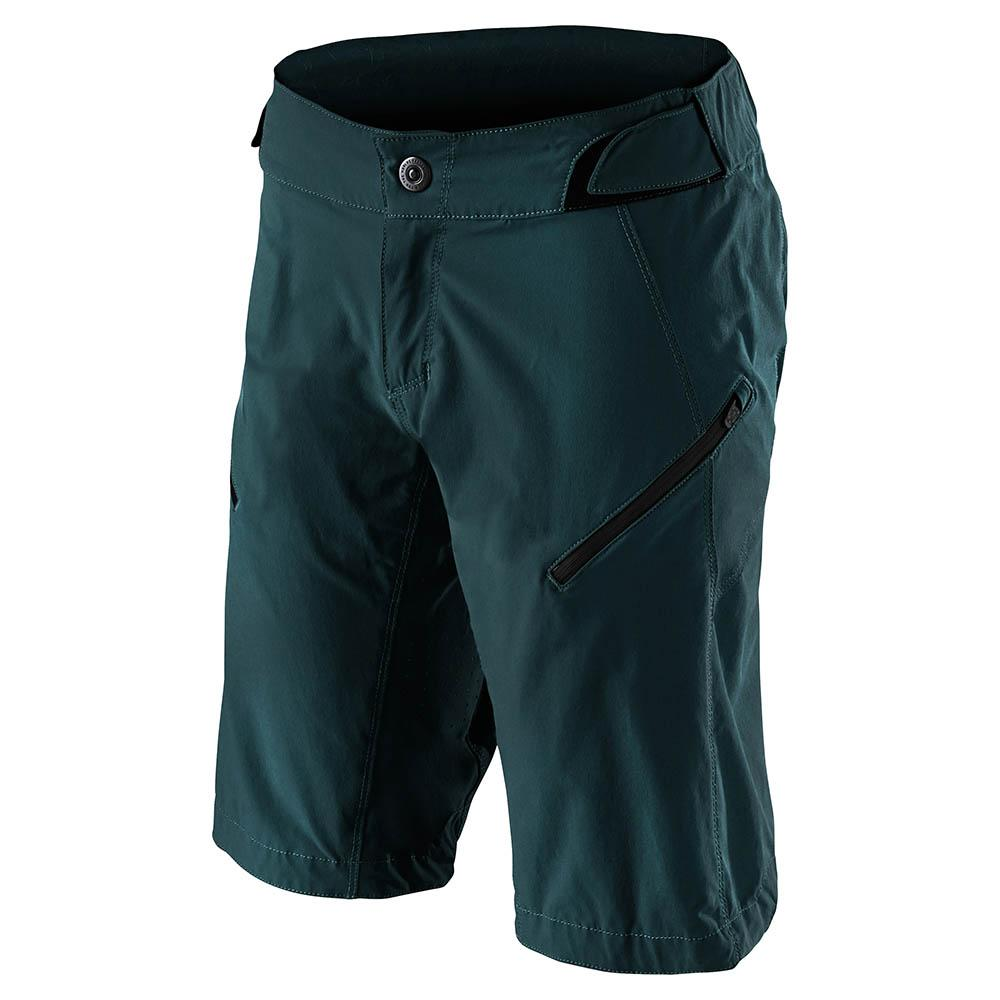 WMNS LILIUM SHORT NO LINER SOLID EMERALD