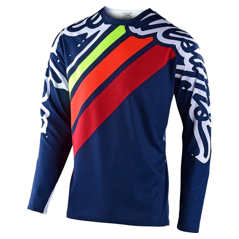 SPRINT JERSEY SECA 2.0 NAVY / RED