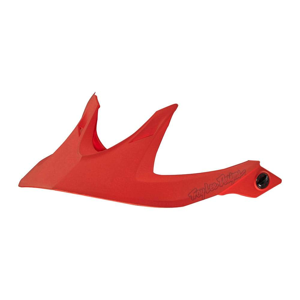 A1 VISOR DRONE RED
