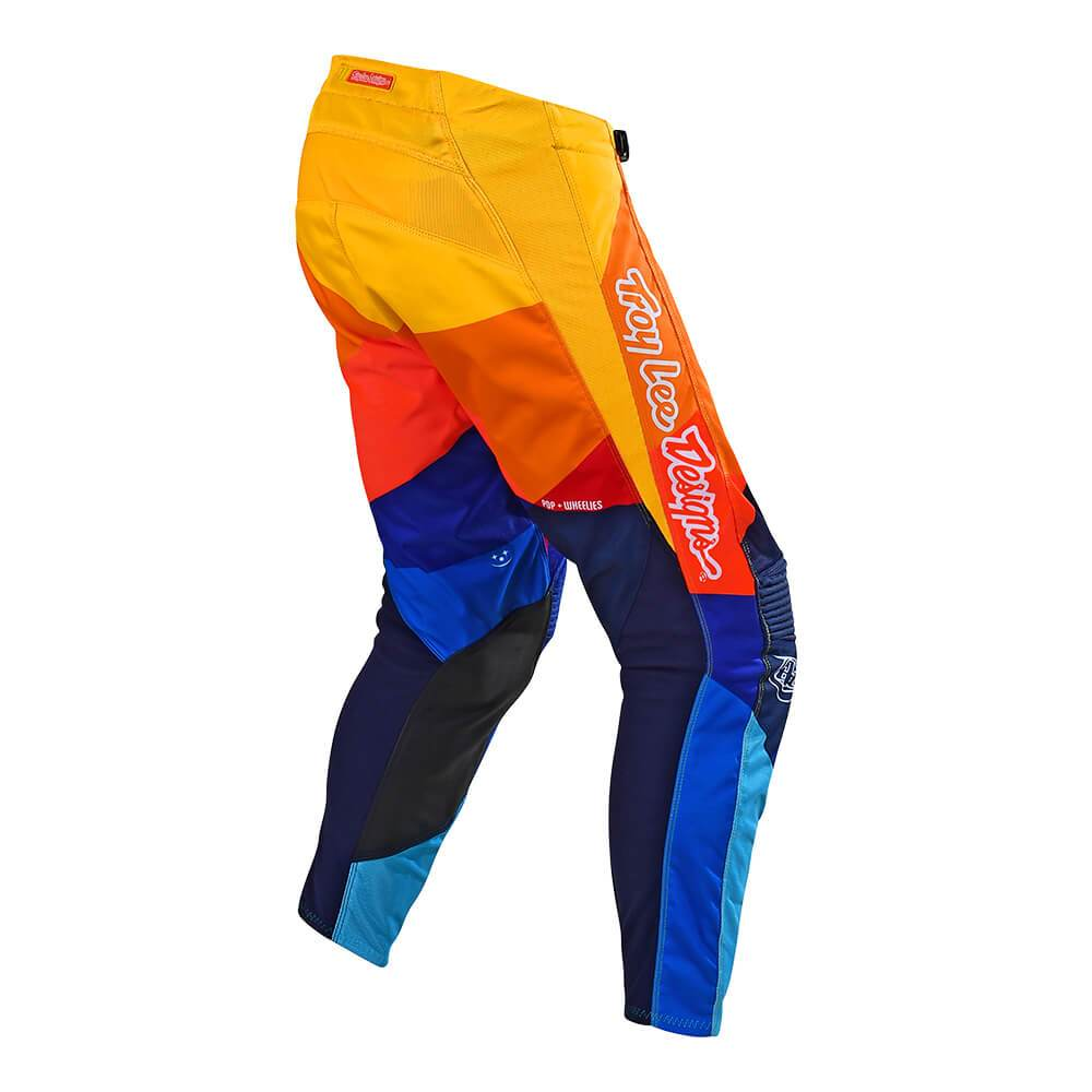 GP AIR PANT JET TEAM NAVY / ORANGE