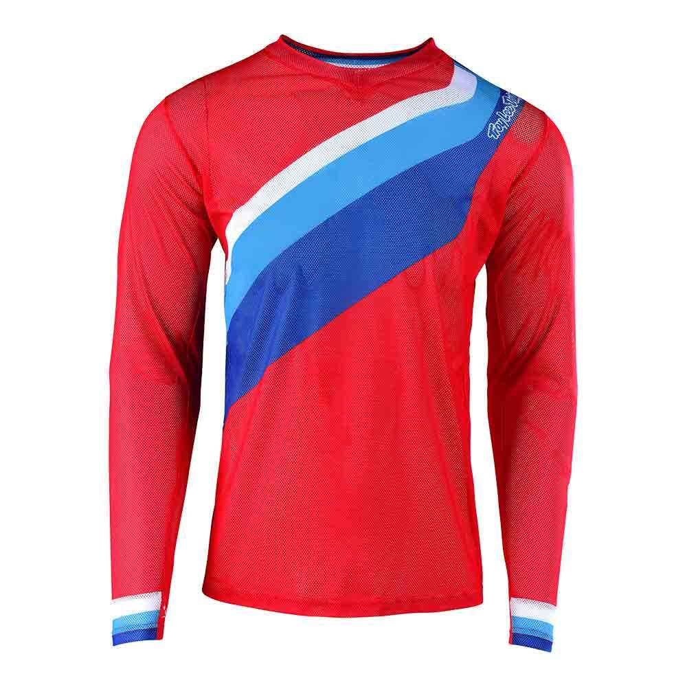 GP AIR JERSEY PRISMA 2 RED