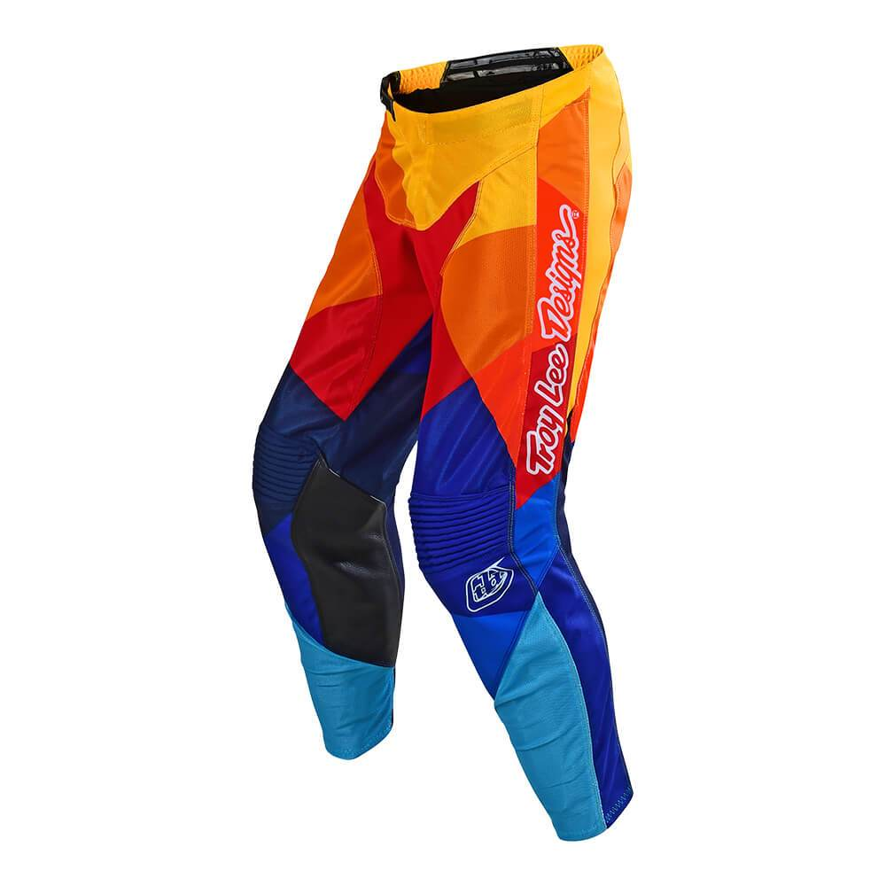 YOUTH GP AIR PANT JET NAVY / ORANGE