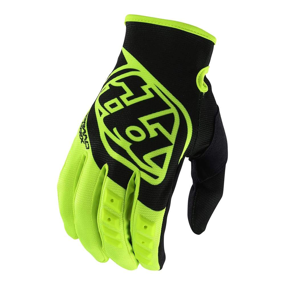 GP GLOVE SOLID FLO YELLOW