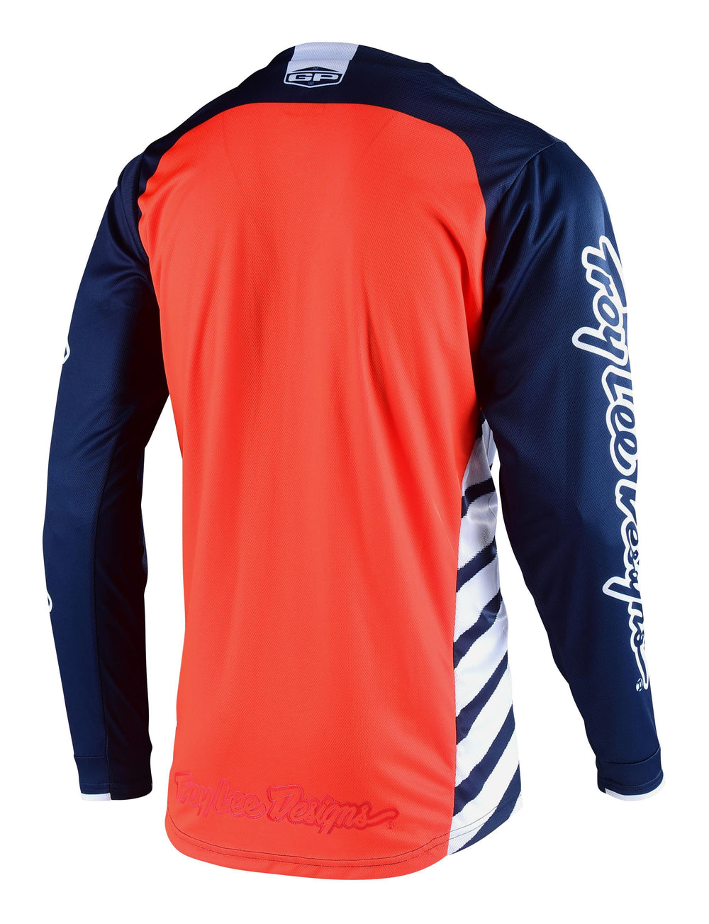 YOUTH GP JERSEY DRIFT NAVY / ORANGE