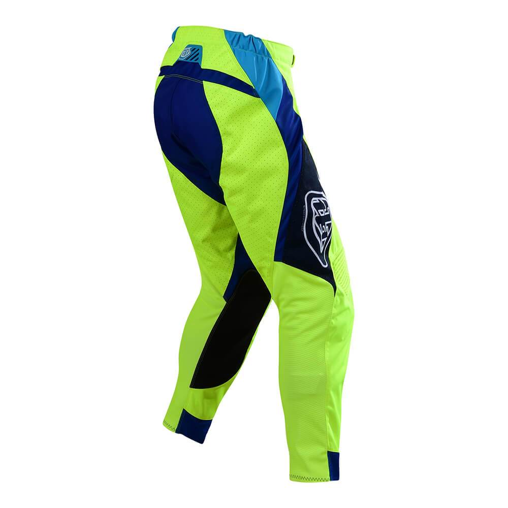 SE PANT BETA FLO YELLOW / BLUE