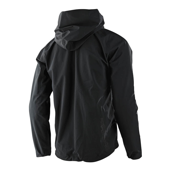 DESCENT JACKET SOLID BLACK